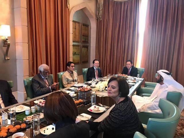 Keren, Sandi Jadi Pemimpin Daerah Pertama Indonesia yang Diundang dan Mengisi Global Investment Forum