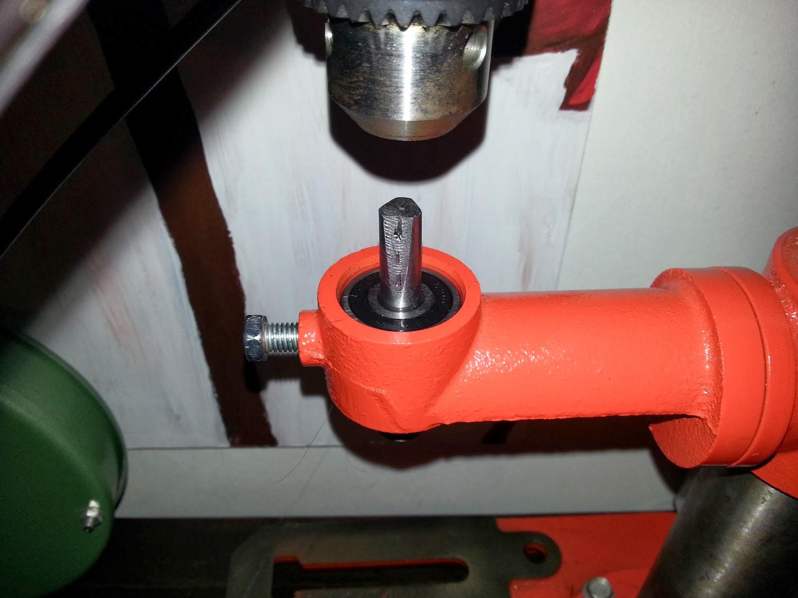 bench drill Milling arm/Brazo de fresado para taladro