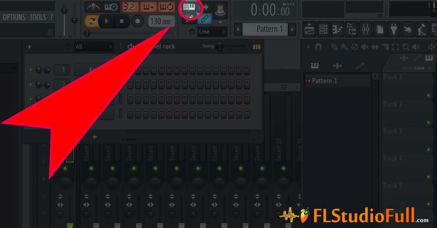 Como Habilitar a Opção para Controlar o FL Studio 12 com o Teclado do PC?