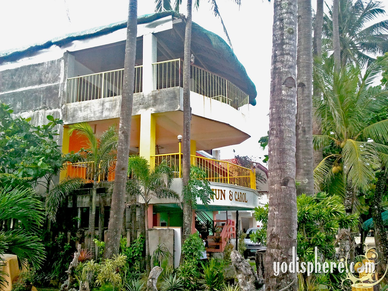 Jun And Carol Beach Resort Review Affordable Pagudpud Front Accommodation