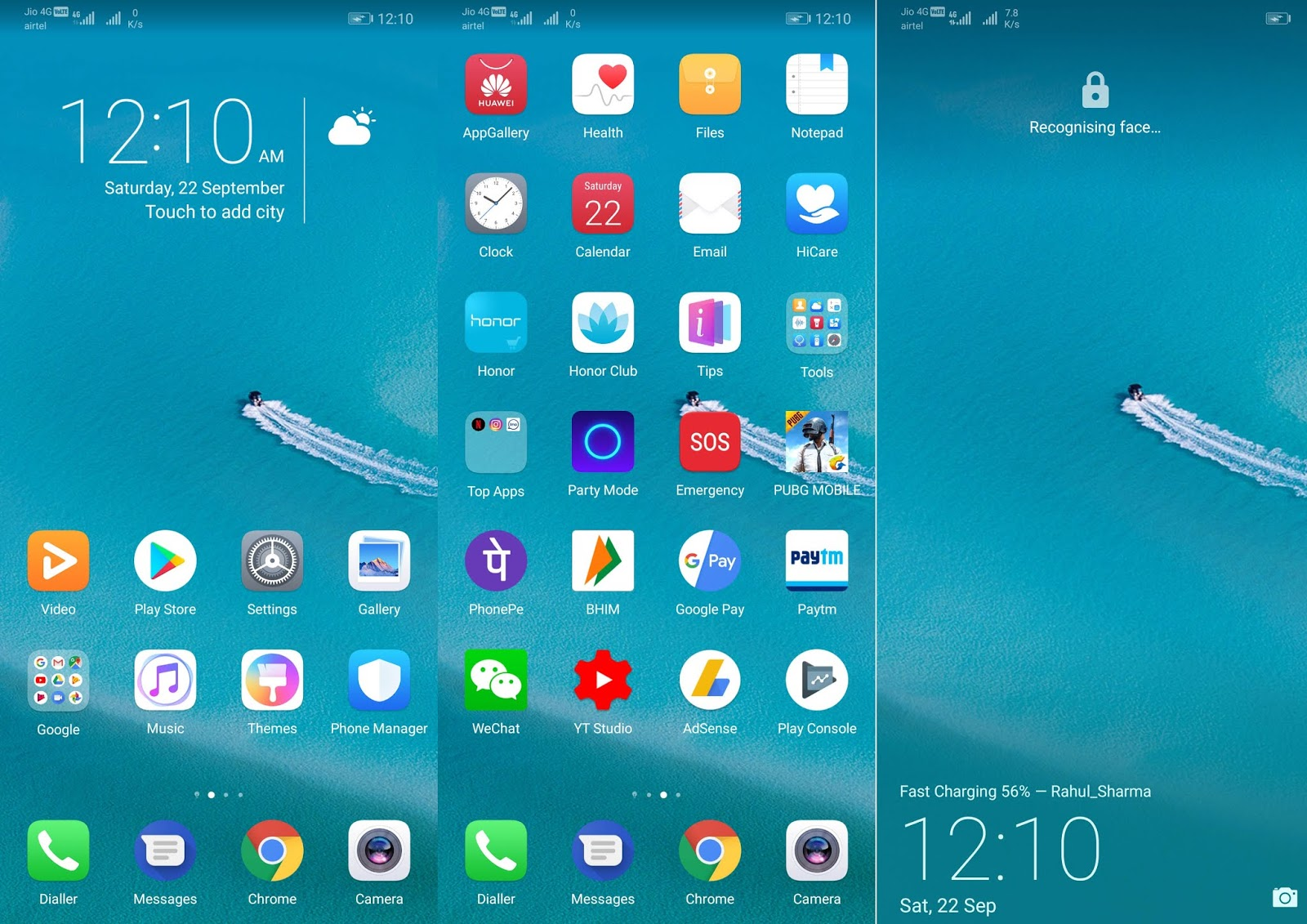 Download Latest Huawei Mate 20 Stock Themes & Wallpapers