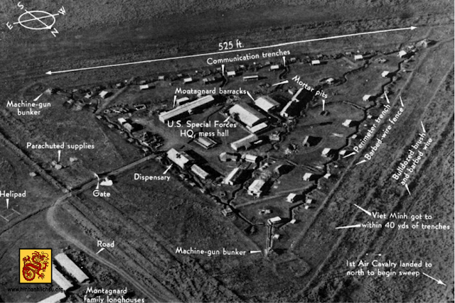 Trại Lực lượng Đặc biệt Plei Me  (Pleiku)