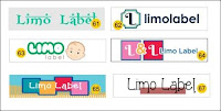 desain label kaos anak