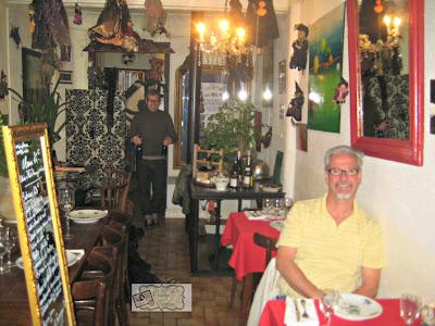 Restaurant Rue Guy Moquet
