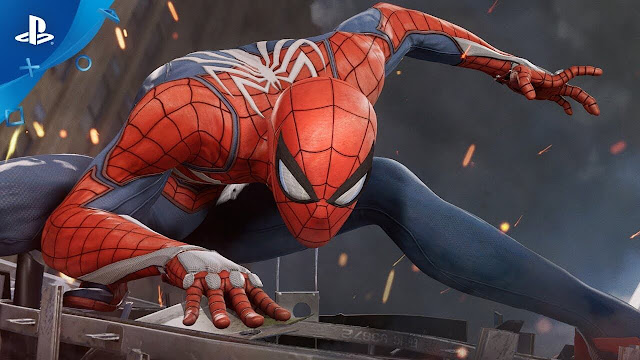 Spider-Man Make The PS4 Pro Works At Full Capacity
