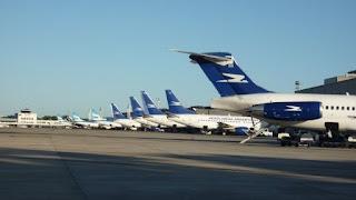 La empresa aérea cambiará vuelos desde y hacia destinos de Argentina por el paro de la CGT.