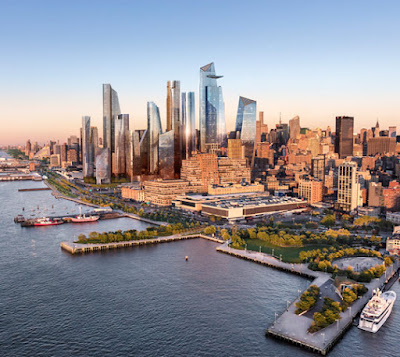 Manhattan's Newest Neighborhood | Hudson Yards