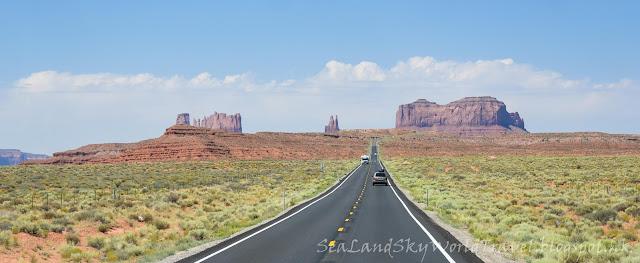美國西部國家公園,  紀念碑谷, Monument Valley