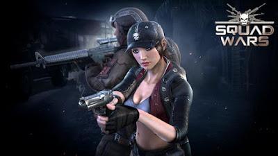 Squad Wars v 1.6.0 Mod Apk (Money)