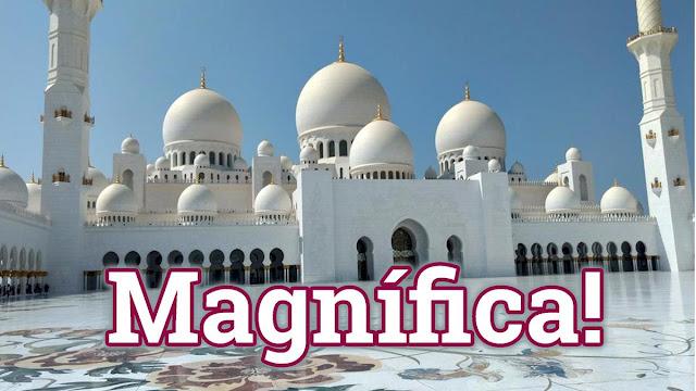 Mesquita Sheikh Zayed de Abu Dhabi