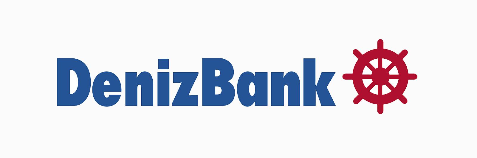 DenizBank Logo Vektör