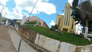 Igreja em Morro do Pilar/MG.