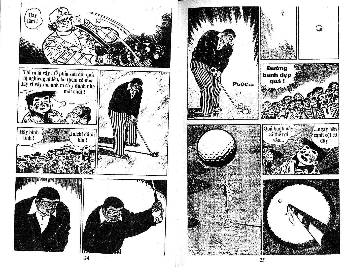 Ashita Tenki ni Naare chapter 20 trang 11