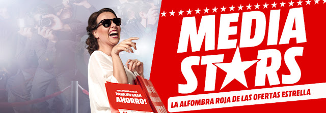 Mejores ofertas folleto Media Stars de Media Markt