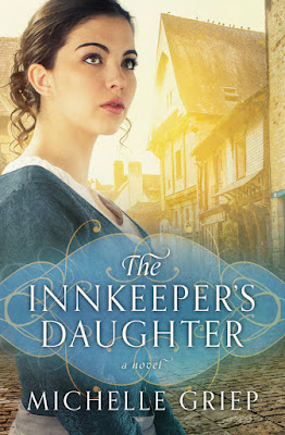 Book review of The Innkeeper's Daughter by Michelle Griep (Shiloh Run Press) by papertapepins