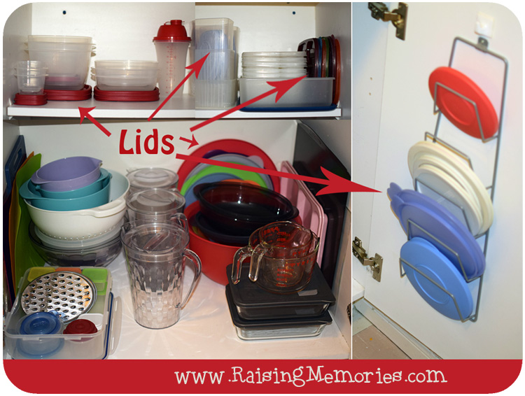 Organiser For Kitchen Cupboard How To Organize Kitchen Cupboards & Leftovers
