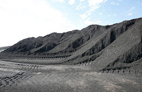 Coal pile (Photograph Credit: George Frey | Getty) Click to Enlarge.