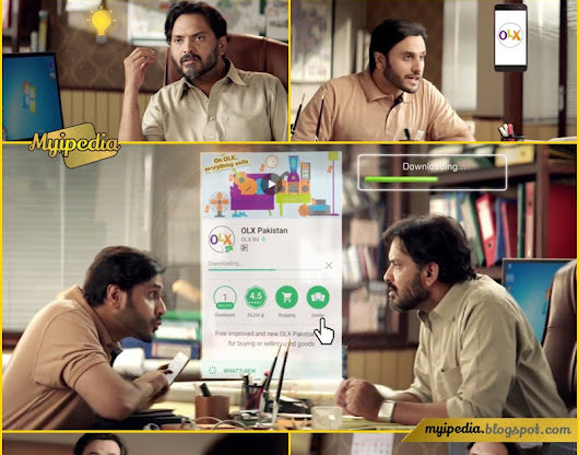 OLX TVC 2017 - Pakistan's No. 1 Marketplace for Property