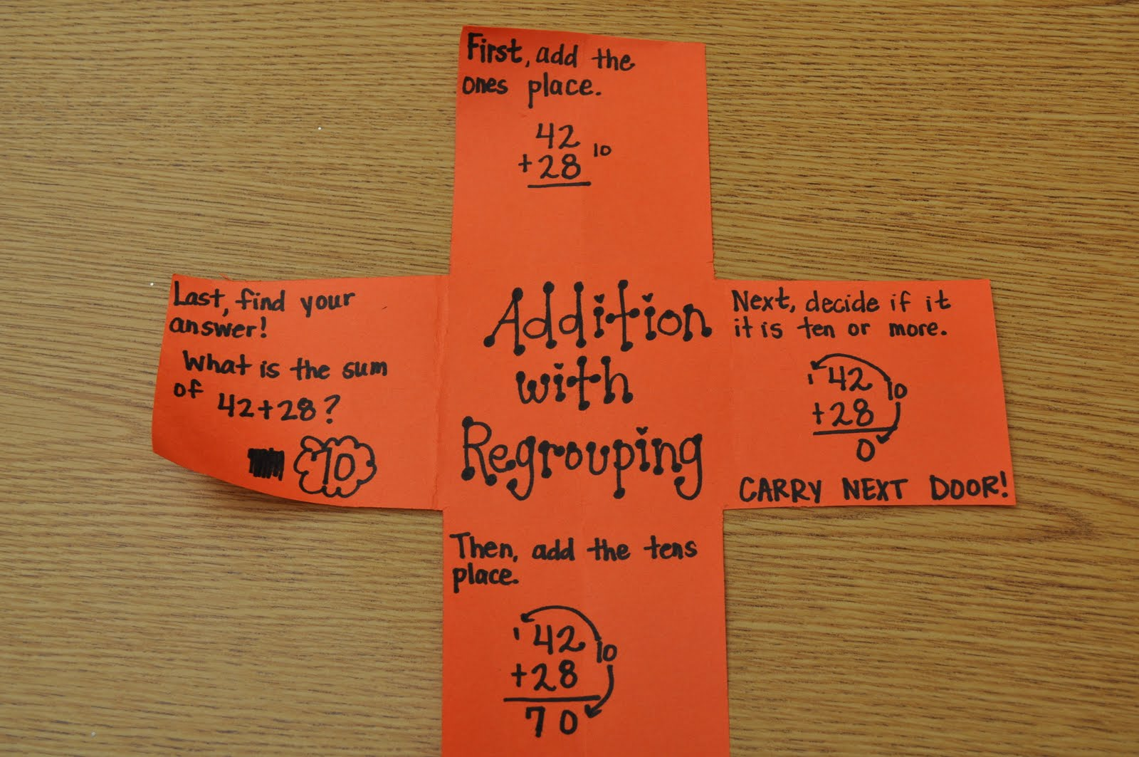 Step Into 2nd Grade With Mrs Lemons Addition And Subtraction With Without Regrouping