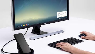 tastiera e monitor per smartphone