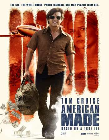 American Made 2017 Full English Movie BRRip Download