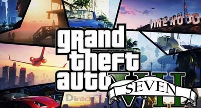 تنزيل لعبة GTA 7 جاتا 7 للكمبيوتر برابط مباشر ميديا فاير