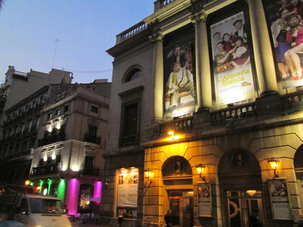 El teatro principal de val ncia y el teatro rialto cierran for Teatro principal valencia