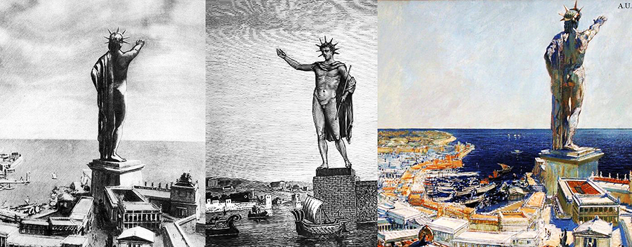 a report on the colossus of rhodes Watch the colossus of rhodes movie online for free while on holiday in rhodes, athenian war hero darios becomes involved in two different plots to.