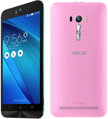 Asus Zenfone Selfie ZD551KL Complete Specs and Features