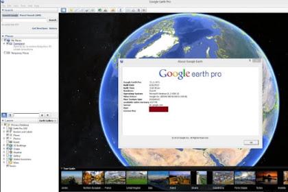 Google Earth Pro Final 7.3.2.5491 Full Version Gratis 2018
