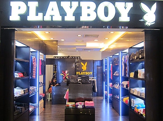 NEW PLAYBOY STORE in Malacca