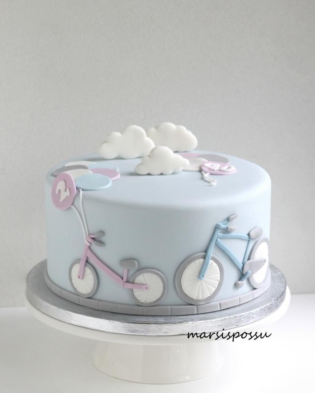 pyöräkakku