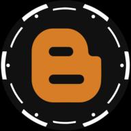 blogger poker icon