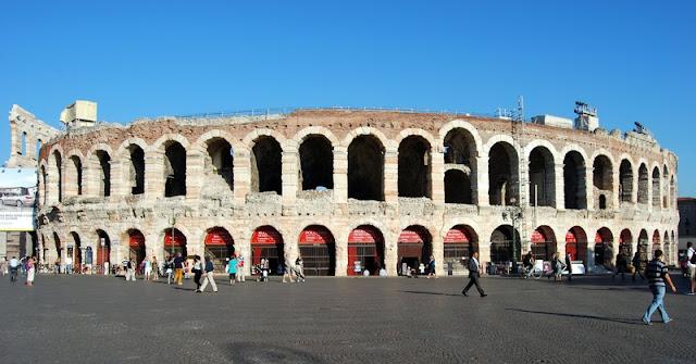 Roman Arena at Verona