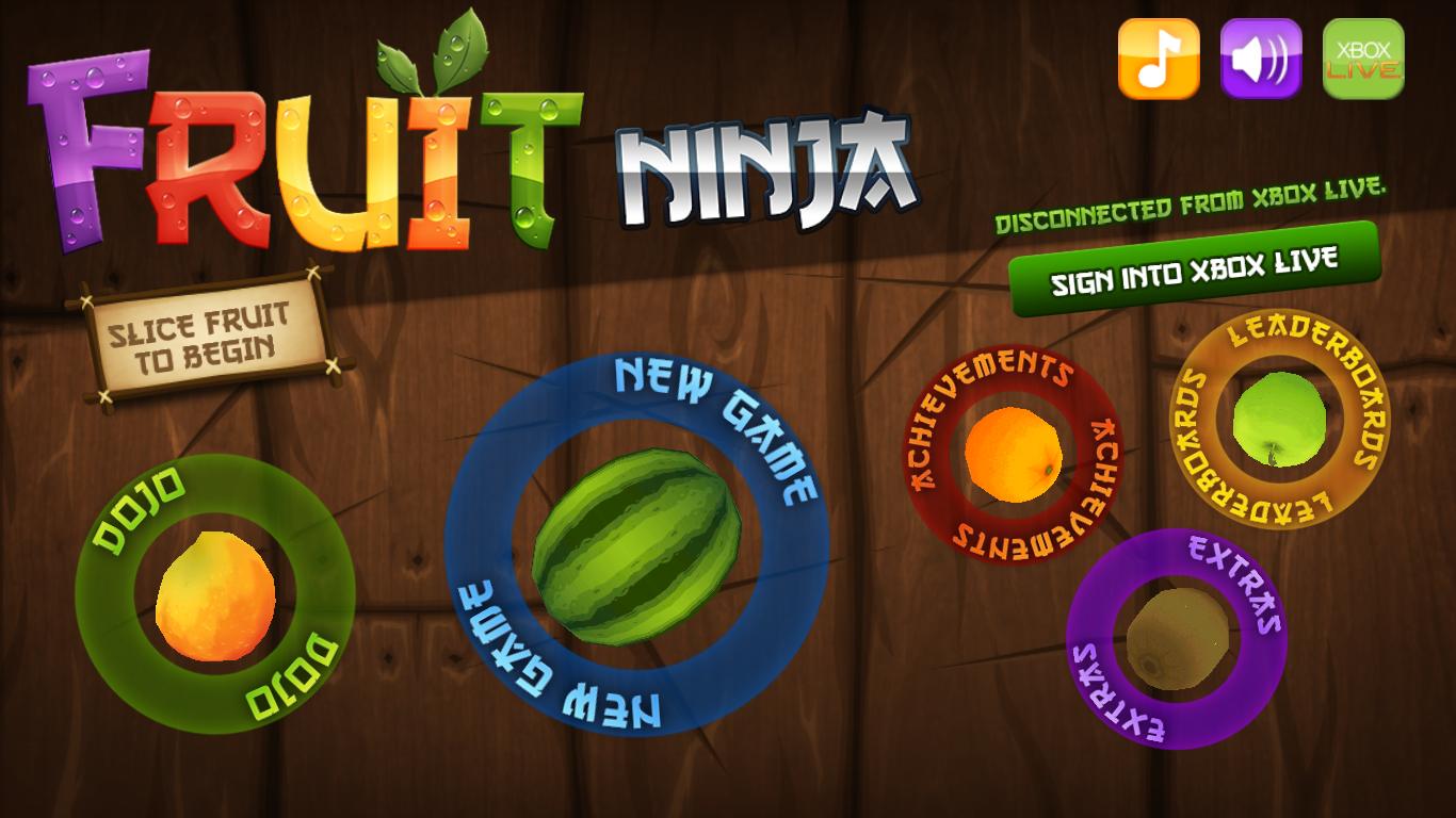 Free Game Fruit