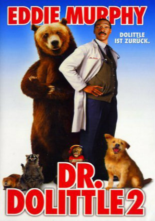 Dr. Dolittle 2 2001 BluRay Hindi 280MB Dual Audio 480p Watch Online Full Movie Download bolly4u