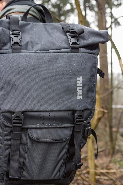 Thule Covert DSLR Rolltop Backpack Fotorucksack 05