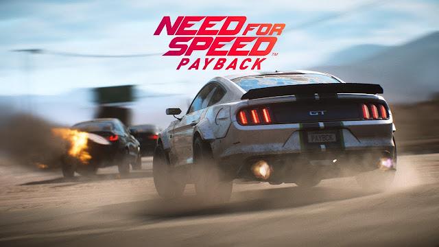 تحميل لعبة need for speed payback pc 2017 بحجم صغير