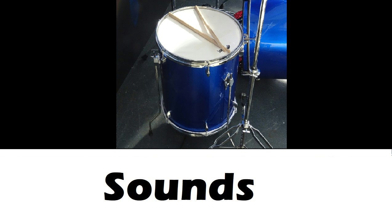 All Sound Effects: drum sound effects