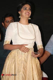 Actress Keerthi Suresh Pictures at Thodari Audio Launch  0011.jpg