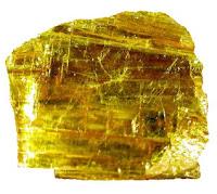 oropimente fractura propiedades | foro de minerales