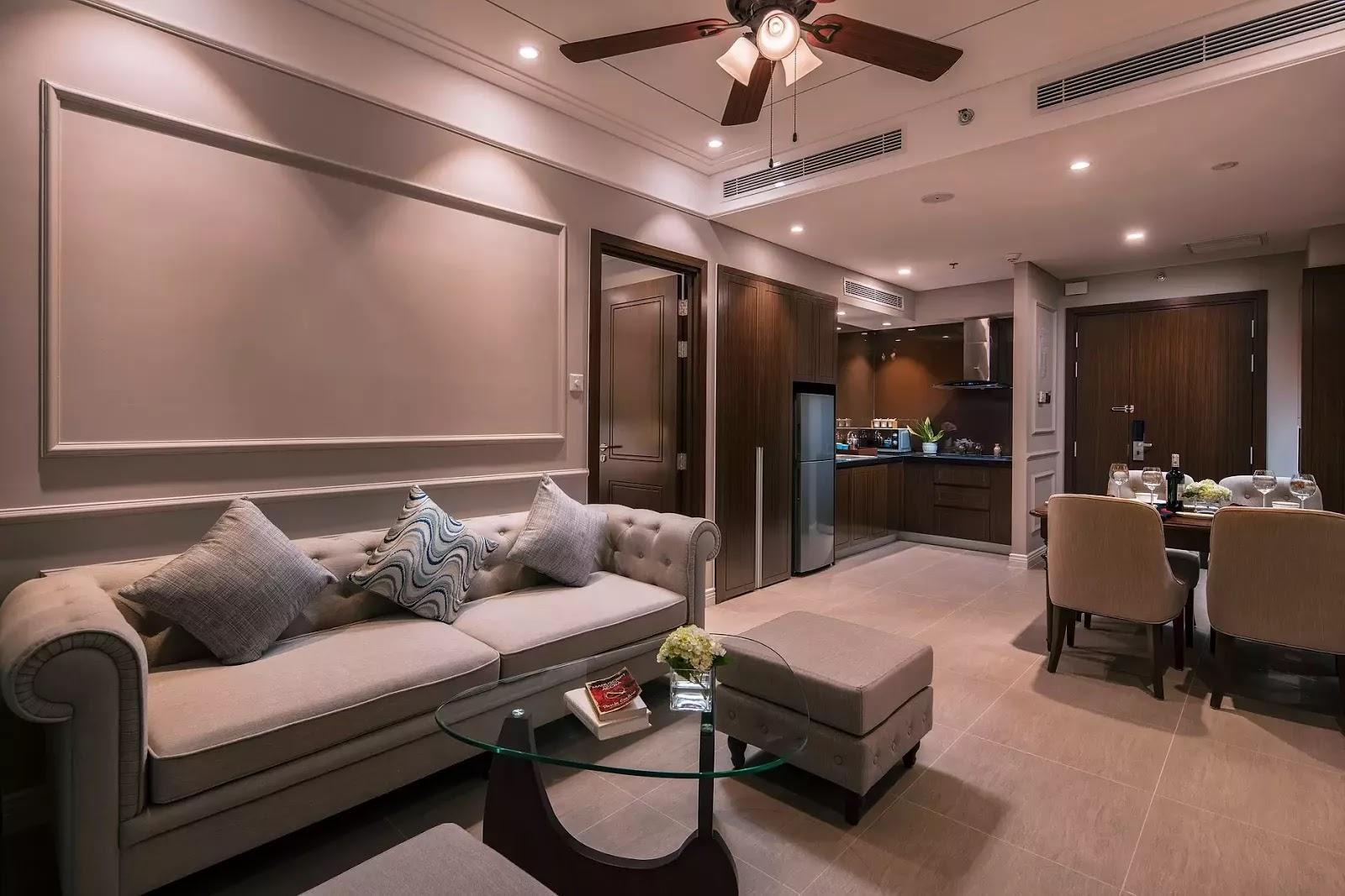 Căn hộ 05 dự án Luxury Apartment Đà Nẵng