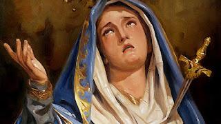 Oração Poderosa a Nossa Senhora das Dores para conseguir uma Graça