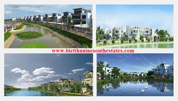 Bán Nine South Estates siêu rẻ tận hưởng cuộc sống văn minh hiện đại