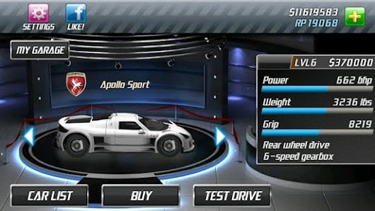Drag Racing V1.6.94 MOD Apk [Unlimited Money] – Android Games
