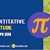 Quantitative Aptitude Quiz For SBI PO Prelims: 24th January 2019