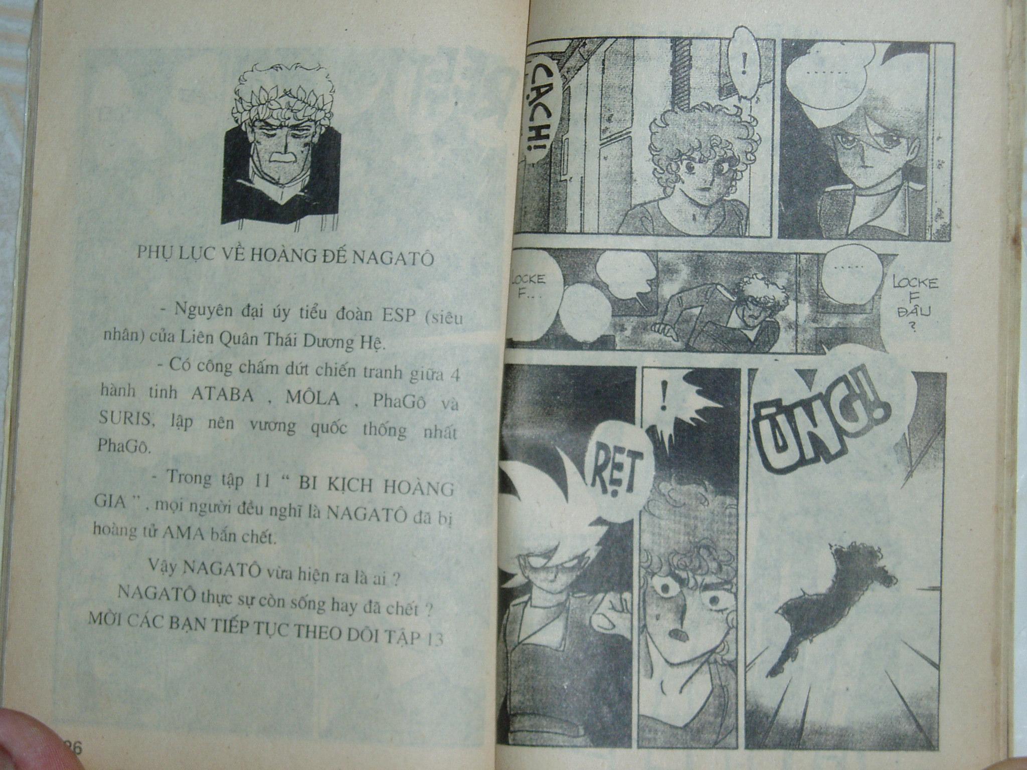 Siêu nhân Locke vol 13 trang 60