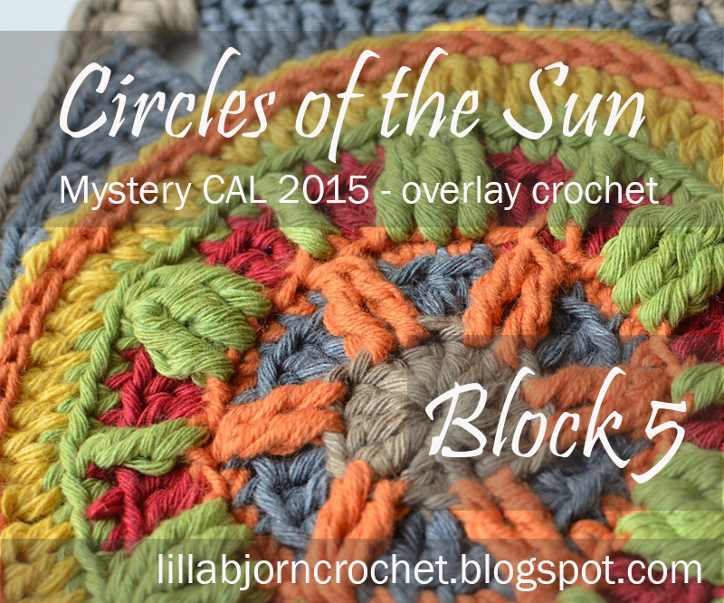 Circles Of The Sun Cal Block 5 Lillabjrns Crochet World