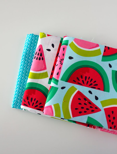 Tutti Fruitti fabric from Blend