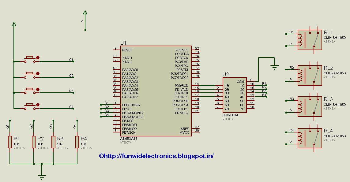 Fun with electronics and sensors: DTMF based home automation